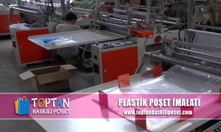 Plastik poşet imalatı
